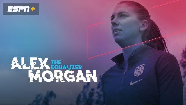 the equalizer alex morgan