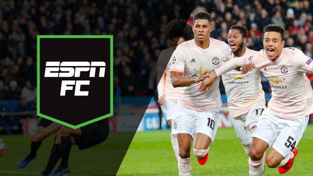 Fri, 3/8 - ESPN FC: Can United keep rolling?