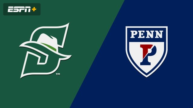 Stetson vs. Pennsylvania (W Basketball)