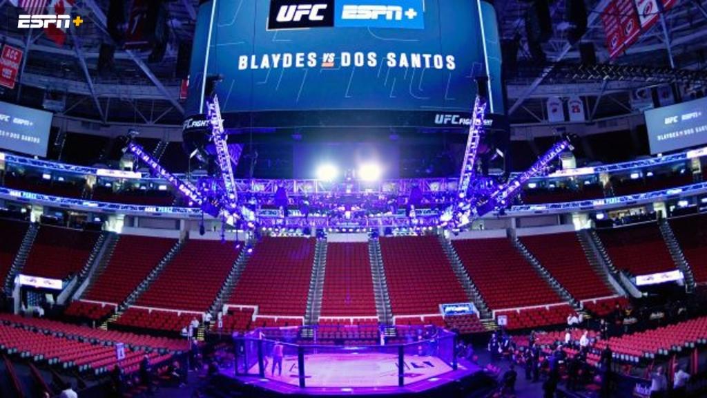 UFC Fight Night Post Show: Blaydes vs. Dos Santos
