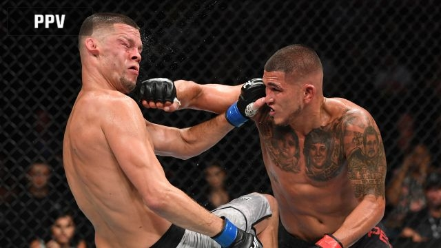 UFC 241: Pettis vs. Diaz