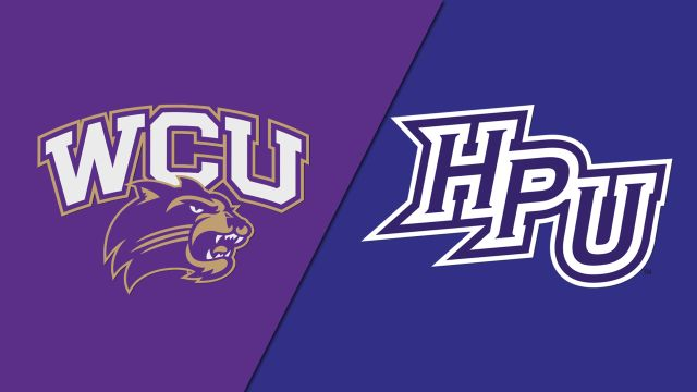 Western Carolina vs. High Point (M Basketball)