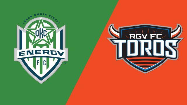 OKC Energy FC vs. Rio Grande Valley FC