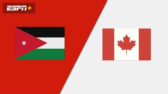 Jordan vs. Canada (Group Phase)