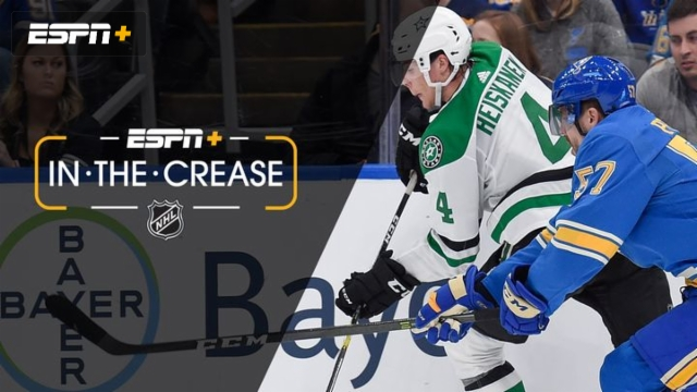 Sun, 3/1 - In the Crease: Shootout decides Blues-Stars