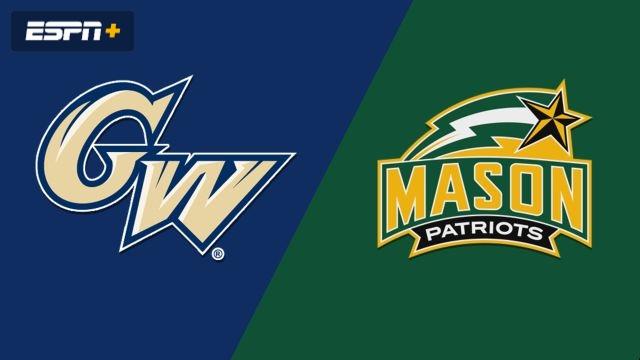 George Washington vs. George Mason (W Basketball)