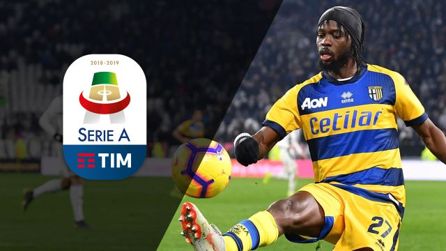 Sun, 2/3 - Serie A Weekly Highlight Show: Late goal earns Parma draw
