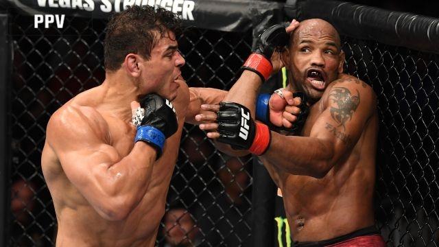 UFC 241: Romero vs. Costa