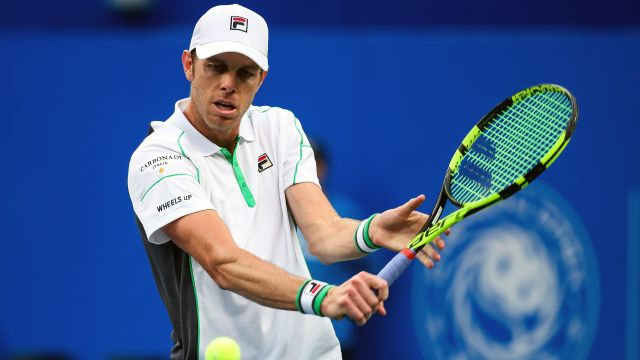 Querrey vs. Herbert (Men's First Round)
