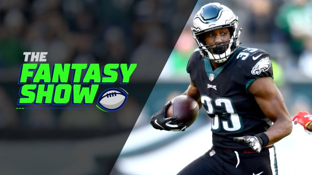 Mon, 11/26 - The Fantasy Show: Josh Adams on the rise