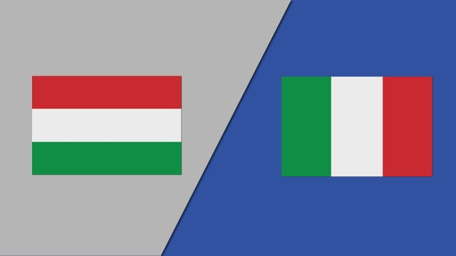 Hungary vs. Italy (FIBA World Cup Qualifier)