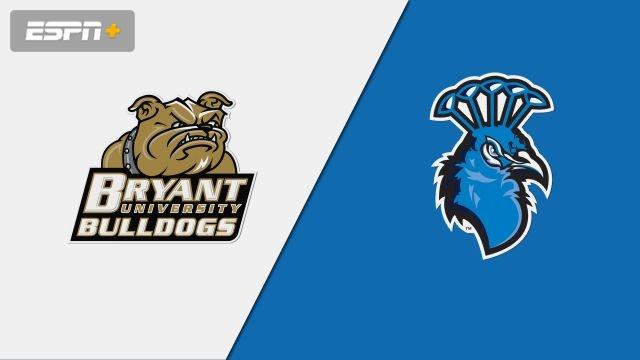 Bryant vs. Saint Peter's (M Basketball)