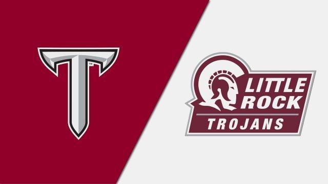 Troy vs. Little Rock (Game 3) (Baseball)