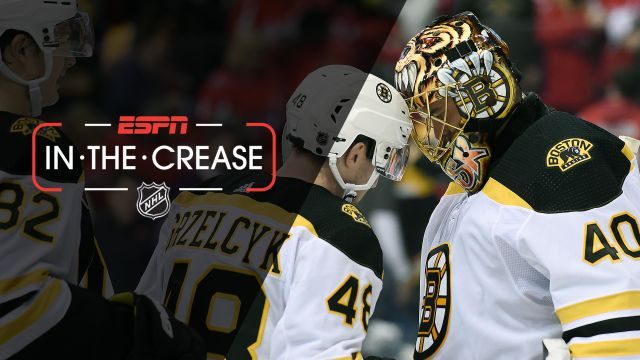 Sun, 2/3 - In the Crease: Rask makes Bruins history