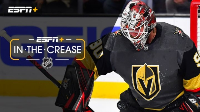 Sat, 2/29 - In the Crease: Lehner debuts for Golden Knights