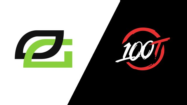 8/19 OpTic Gaming vs 100 Thieves