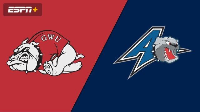 Gardner-Webb vs. UNC Asheville (W Basketball)