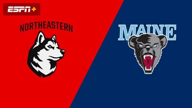 Northeastern vs. Maine (Field Hockey)