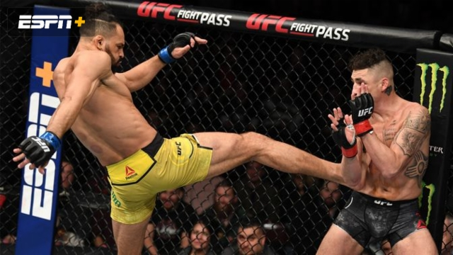 Diego Sanchez vs. Michel Pereira (UFC Fight Night: Anderson vs. Blachowicz 2)