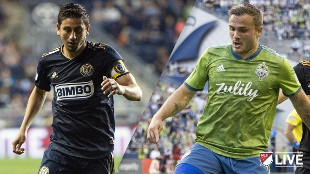 Philadelphia Union vs. Seattle Sounders FC (MLS)