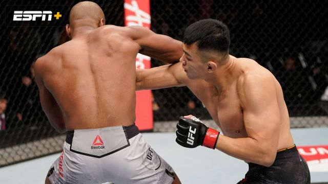 Da-un Jung vs. Mike Rodriguez (UFC Fight Night: Edgar vs. The Korean Zombie)