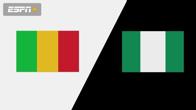 Mali vs. Nigeria (Semifinal #1) (FIBA Women's Afrobasket)