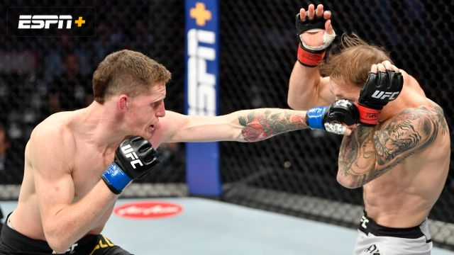 Brad Riddell vs. Jamie Mullarkey (UFC 243)