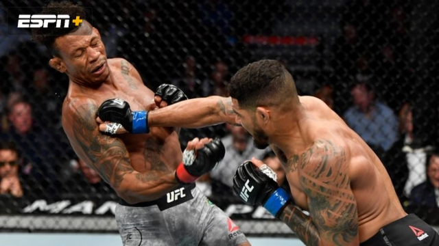 Alex Oliveira vs. Max Griffin (UFC 248)