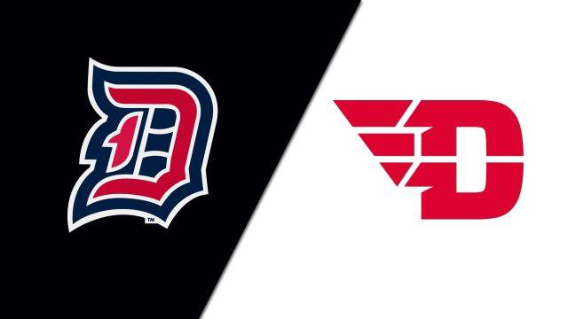 Duquesne vs. Dayton (W Volleyball)