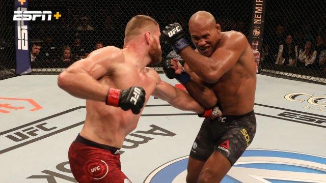 Jan Blachowicz vs. Jacare Souza (UFC Fight Night: Blachowicz vs. Jacare)