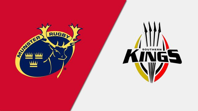 Munster vs. Southern Kings (Guinness PRO14 Rugby)