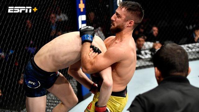 Chase Hooper vs. Daniel Teymur (UFC 245)