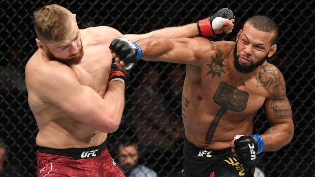 UFC Fight Night: Blachowicz vs. Santos (Main Event)