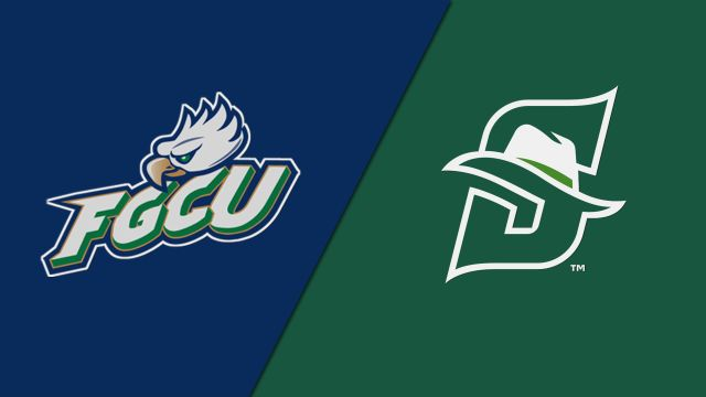Florida Gulf Coast vs. Stetson (M Basketball)