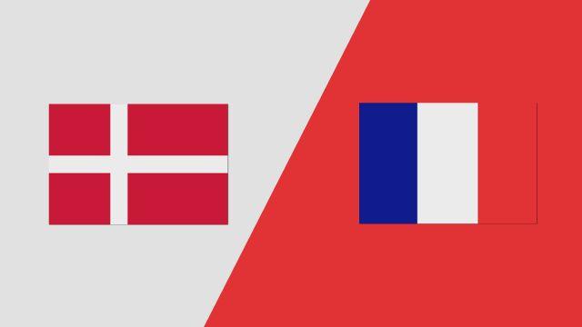 Denmark vs. France (2018 FIL World Lacrosse Championships)