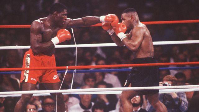 Tyson vs Bruno I