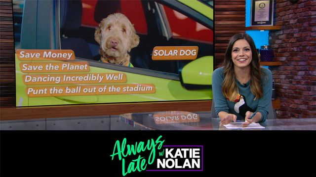 Wed, 11/14 - Always Late w/Katie Nolan: Advice for the Las Vegas Raiders