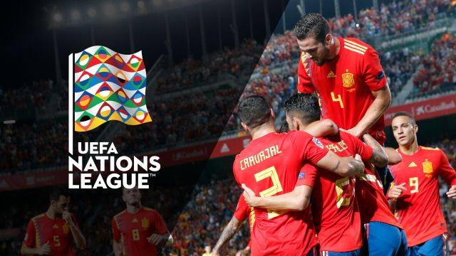 Wed, 10/10 - UEFA Nations League Match Week Preview