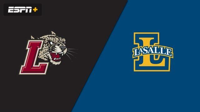 Lafayette vs. La Salle (M Soccer)