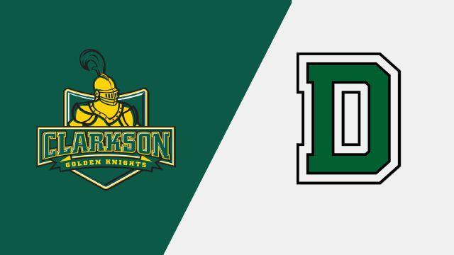 #4 Clarkson vs. Dartmouth (W Hockey)