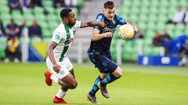 Vitesse vs. Groningen (Semifinals, Second Leg) (Eredivisie Europa League Playoffs)