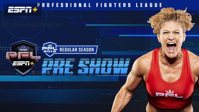 PFL 4 Pre-Show