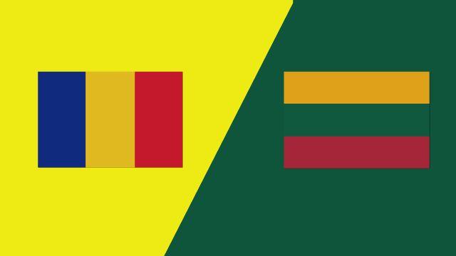 Romania vs. Lithuania