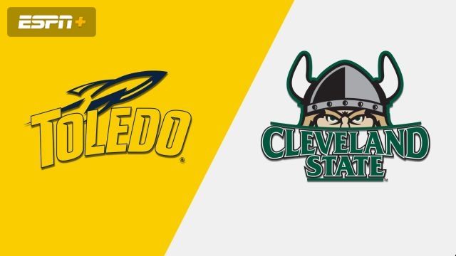 Toledo vs. Cleveland State (M Basketball)