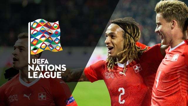 Tue, 11/20 - UEFA Nations League: Match Day Highlights