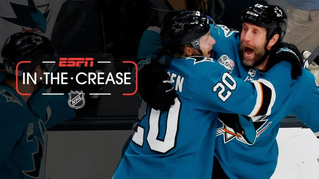 Tue, 11/13 - In the Crease: Thornton nets 400th career goal