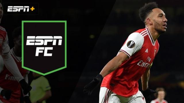 Thu, 2/27 - ESPN FC: Late drama at the Emirates