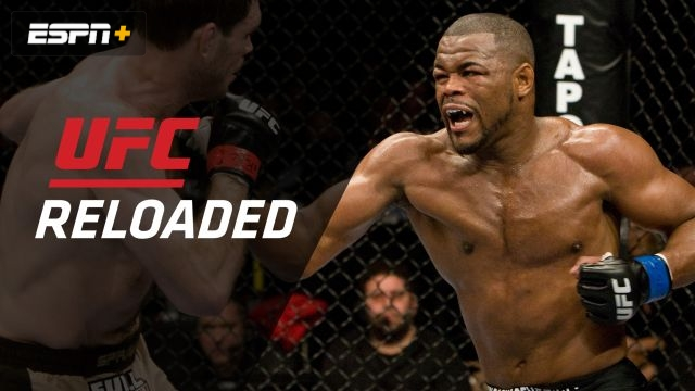 UFC 92: Griffin vs. Evans