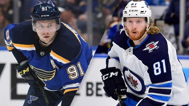 St. Louis Blues vs. Winnipeg Jets