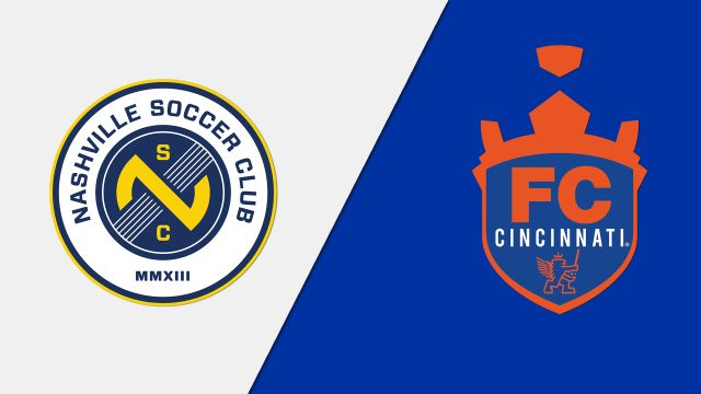 Nashville SC vs. FC Cincinnati (United Soccer League)